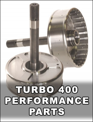 TH400 Transmission Performance Products Bulletins