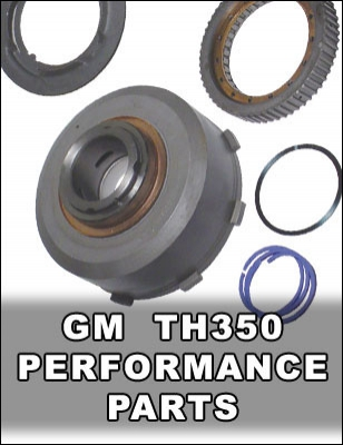 TH350 Transmission Parts Info Bulletins