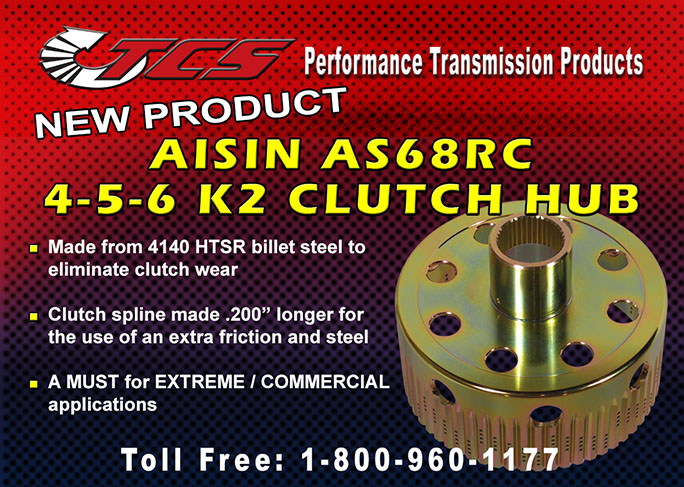 AISIN AS68RC Hub