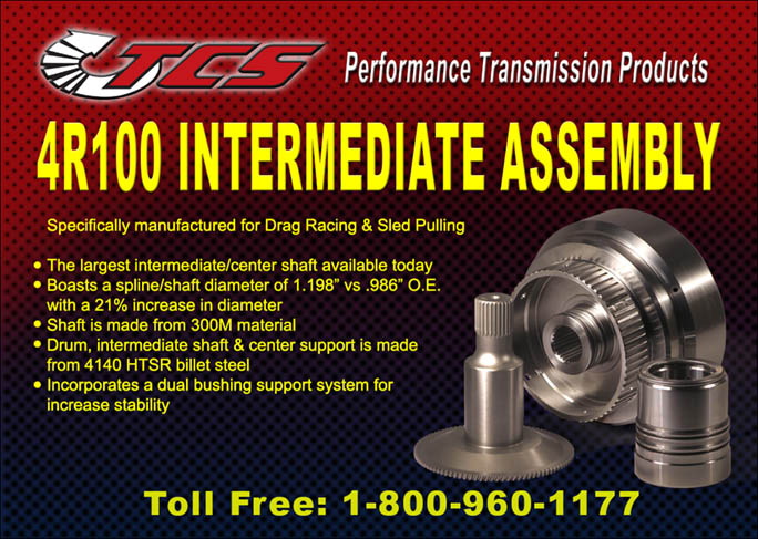 4R100 Intermediate Assembly