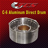 C-6 Aluminum Direct Drum