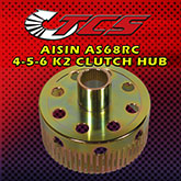 AISIN AS68RC 4-5-6 K2 Hub